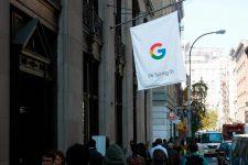 Google открыла первый розничный магазин (фото)