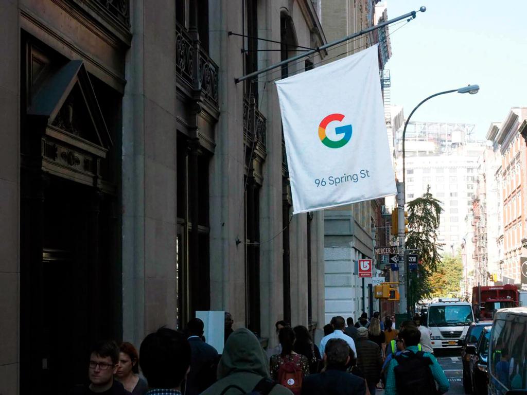 Розничный магазин Google
