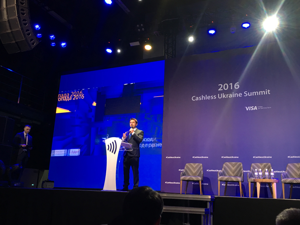 cashless ukraine summit