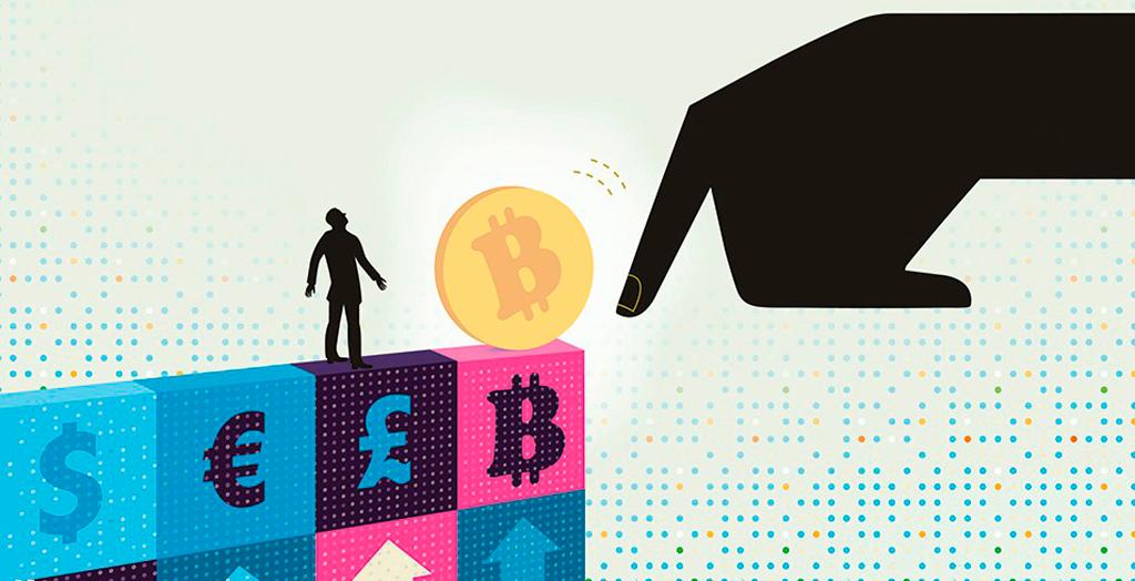 Рекордный спрос на биткоин