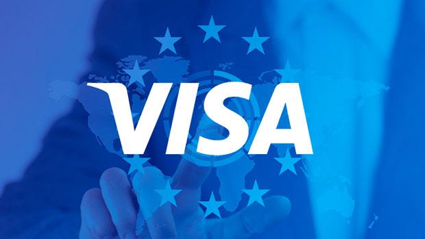 Visa онлайн-транзакции