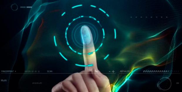 Аутентификация с помощью отпечатка пальца
