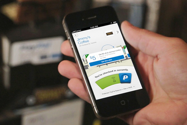 PayPal будет отправлять деньги с помощью Siri