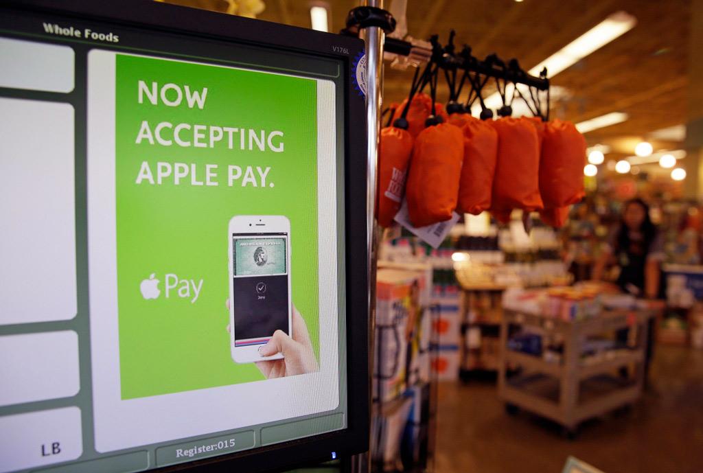 Apple против банков