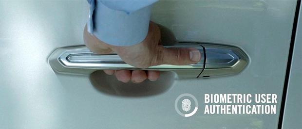 Биометрия в авто