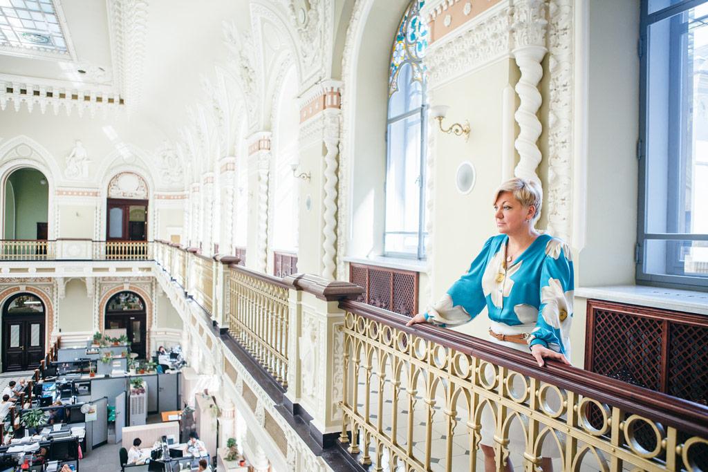 Зарплата Валерии Гонтаревой
