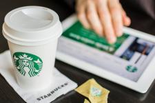 Мобильный Starbucks: клиентам приглянулся новый сервис