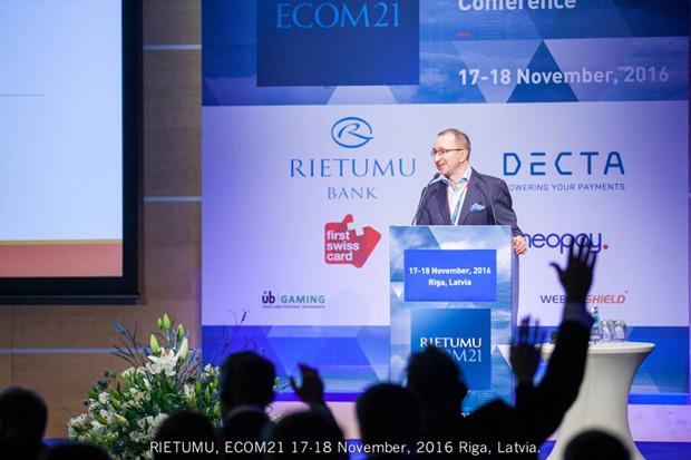 eCom21 Виктор Достов