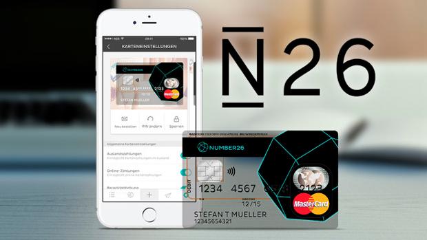Цифровой банк N26