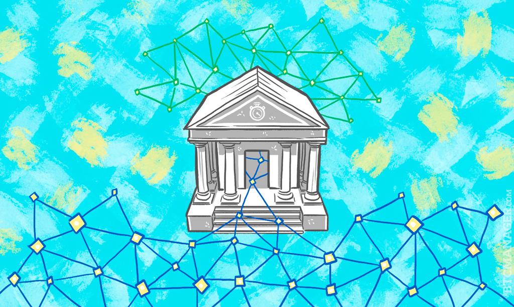 Блокчейн для банков