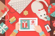 Онлайн или офлайн: где отовариваются европейцы перед Рождеством