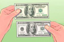 Как распознать фальшивые доллары – инфографика