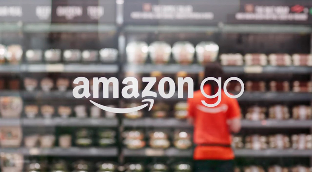 Инновационные магазины Amazon Go