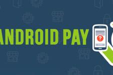 Названа еще одна страна для Android Pay в 2017 году