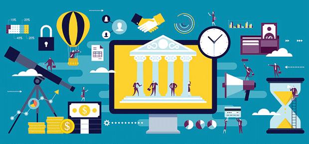 Будущее банковских отделений