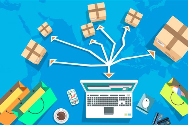 Трансграничная электронная коммерция