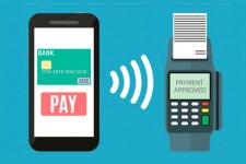 Бесконтактные платежные карты становятся популярнее