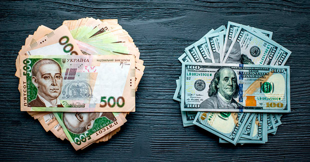 покупку валюты