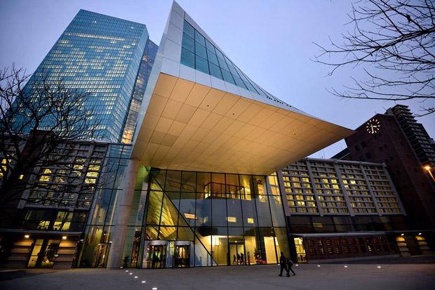 ЕЦБ тестирует технологию распределенного реестра