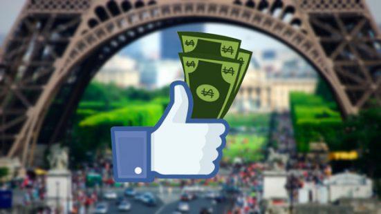 Европейские юзеры фейсбук могут исполнять валютные переводы