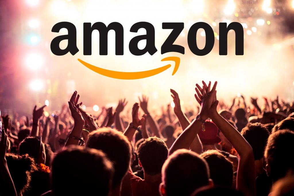 Популярность Amazon