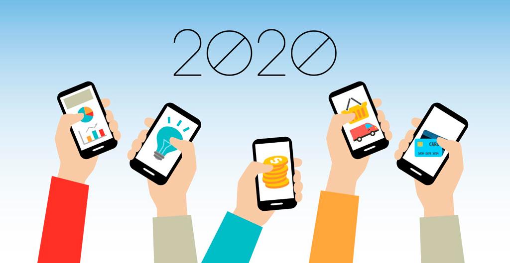Мобильные платежи в 2020 году