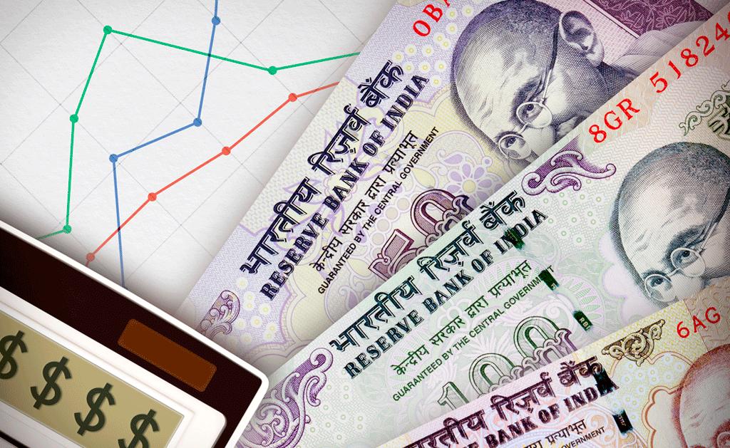 Индийские банки опасаются нехватки наличных денег (видео)