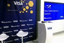 Сервис токенизации от Visa пришел в Украину