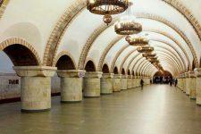 Платежные терминалы в метро установлены незаконно