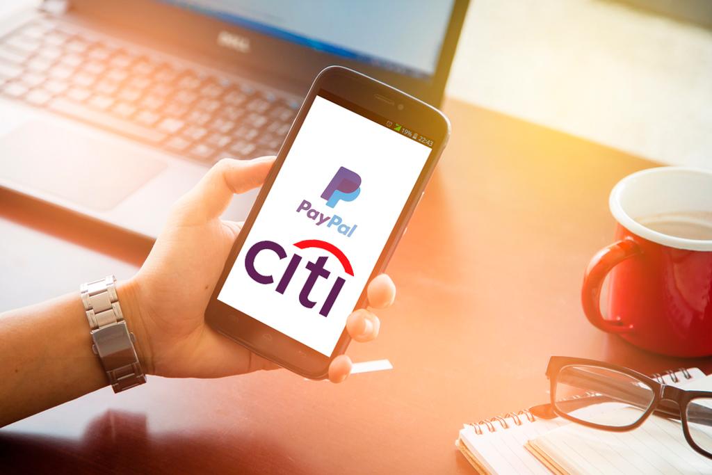 Сделка PayPal и Citi