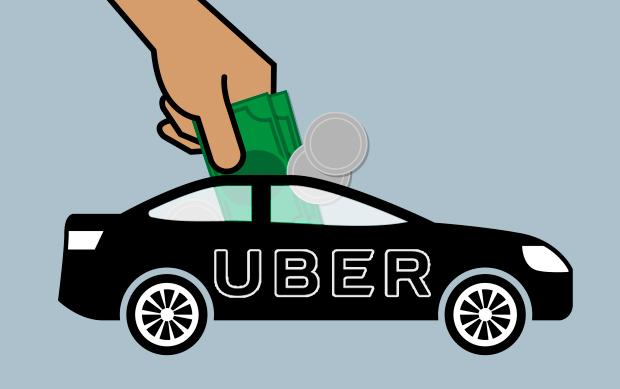 Uber получил убыток свыше $800 млн (видео)
