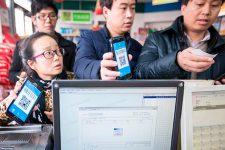 В Китае смартфон приравняли к кошельку