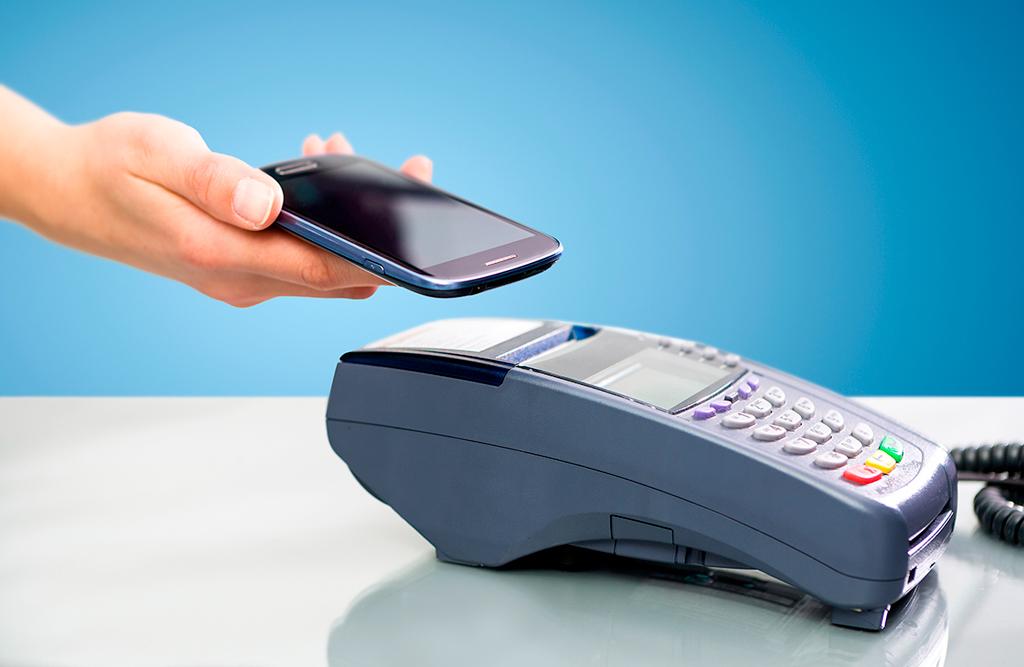 Мобильный NFC-кошелек Украина