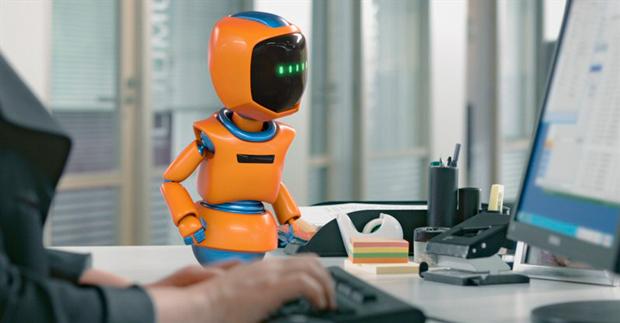Роботы в банке