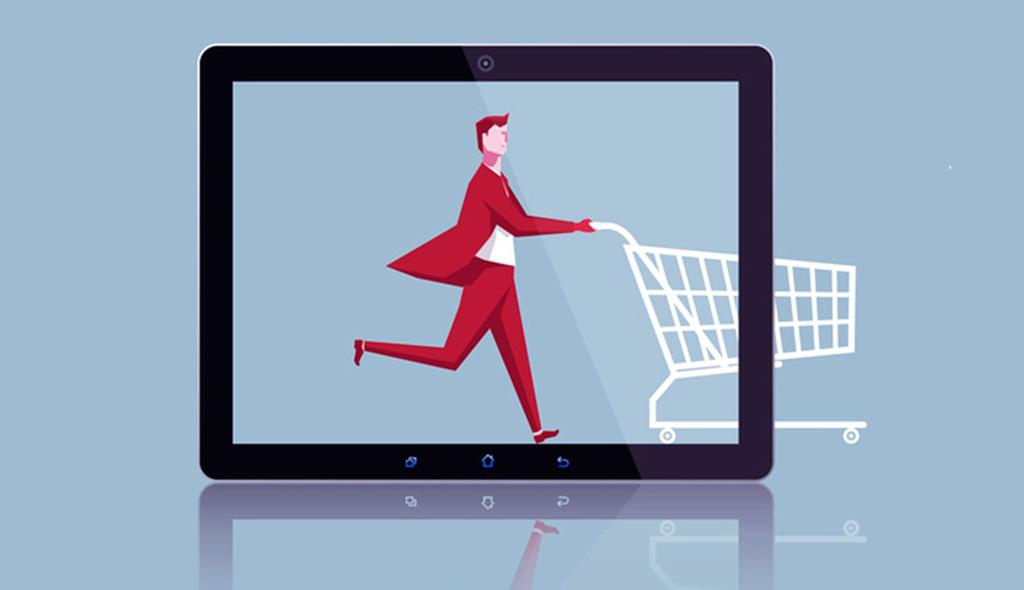 Скорость онлайн-покупок