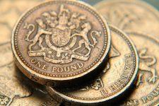 Британский фунт стерлингов больше не будет круглым