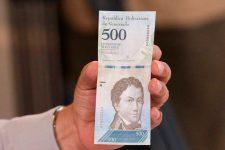 По вертикали: в Венесуэле выпустили необычные деньги