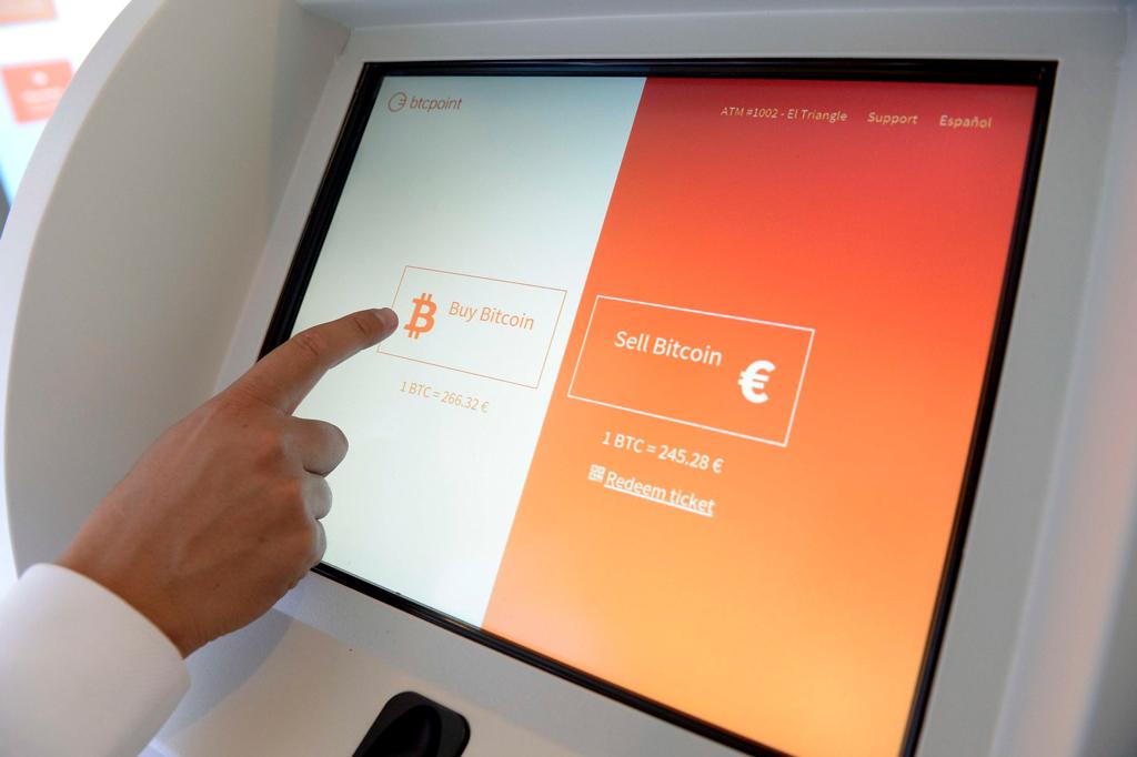 Биткоин-банкоматы в Испании