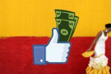 Электронные деньги Facebook будет использовать еще одна страна