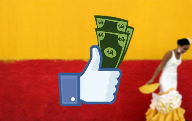 электронные деньги facebook