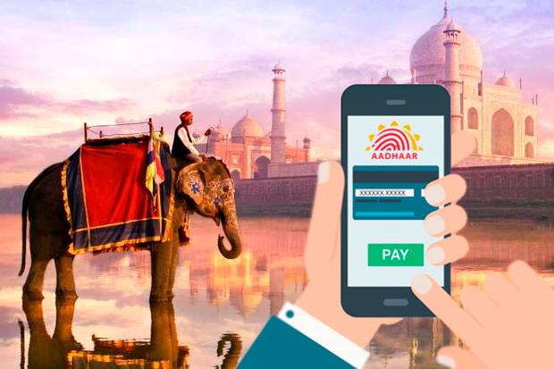 Индия на пути к безналичному обществу: в стране запустили новое приложение (видео)