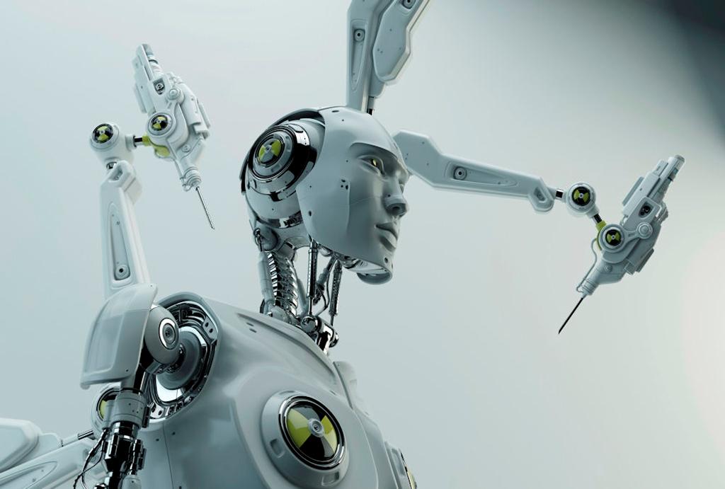 Рынок робототехники