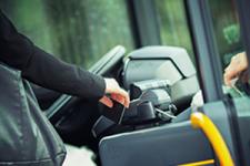 ПриватБанк запускает электронные билеты в городском транспорте