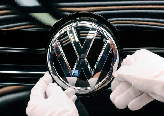 Volkswagen мобильные платежи