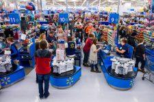 Walmart снова будет принимать карты Visa