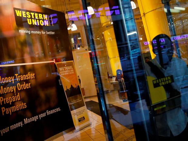 Western Union заплатит крупный штраф запричастность котмыванию денежных средств