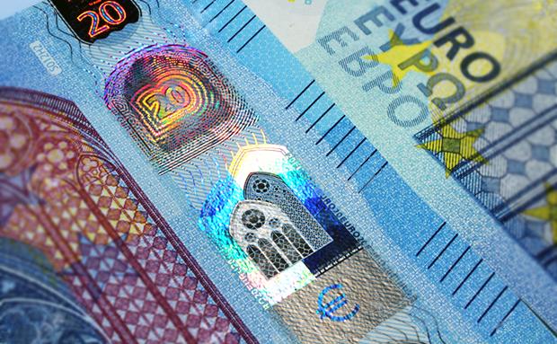 як виявити підроблені євро