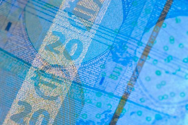Как проверить евро на подлинность