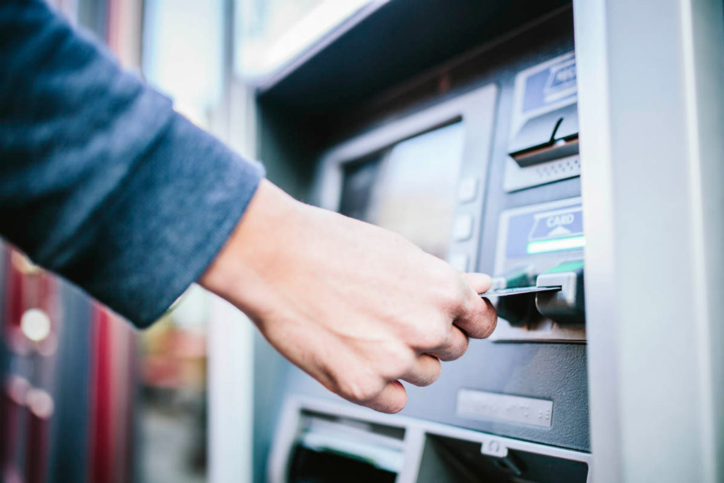 Популярность банкоматов