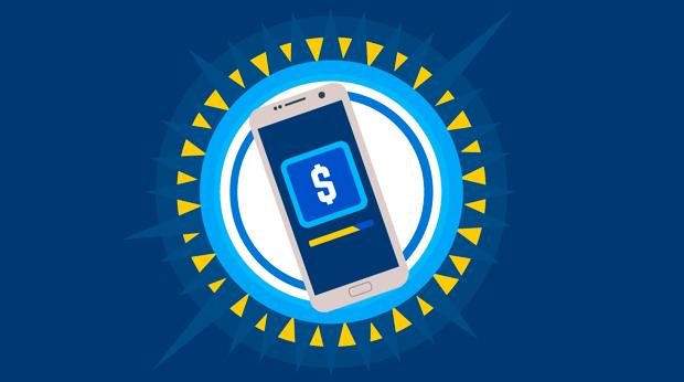 Самый популярный мобильный платежный сервис